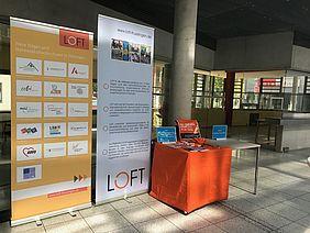 LOFT-Info Stand